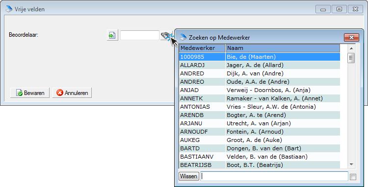 integratie met afas insite workflow (met beoordelaars) – elvy